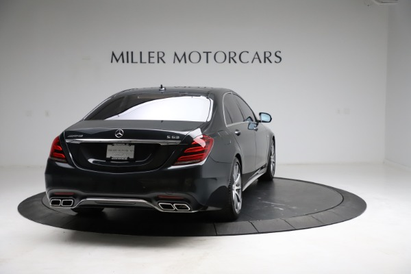 Used 2019 Mercedes-Benz S-Class AMG S 63 for sale $122,900 at Maserati of Greenwich in Greenwich CT 06830 10