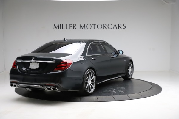 Used 2019 Mercedes-Benz S-Class AMG S 63 for sale $122,900 at Maserati of Greenwich in Greenwich CT 06830 11