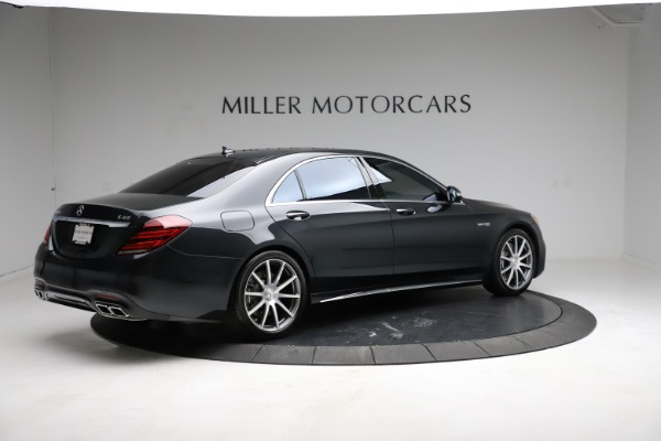Used 2019 Mercedes-Benz S-Class AMG S 63 for sale $122,900 at Maserati of Greenwich in Greenwich CT 06830 12