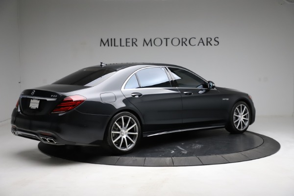 Used 2019 Mercedes-Benz S-Class AMG S 63 for sale $122,900 at Maserati of Greenwich in Greenwich CT 06830 13