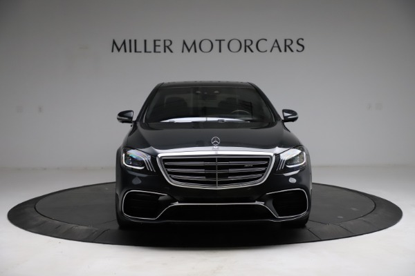 Used 2019 Mercedes-Benz S-Class AMG S 63 for sale $122,900 at Maserati of Greenwich in Greenwich CT 06830 21