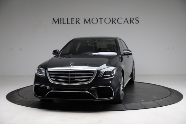 Used 2019 Mercedes-Benz S-Class AMG S 63 for sale $122,900 at Maserati of Greenwich in Greenwich CT 06830 22