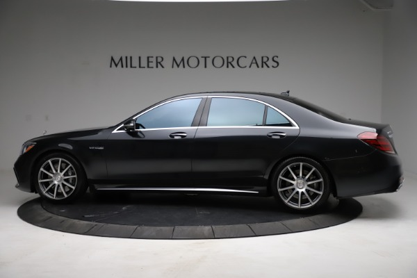 Used 2019 Mercedes-Benz S-Class AMG S 63 for sale $122,900 at Maserati of Greenwich in Greenwich CT 06830 5