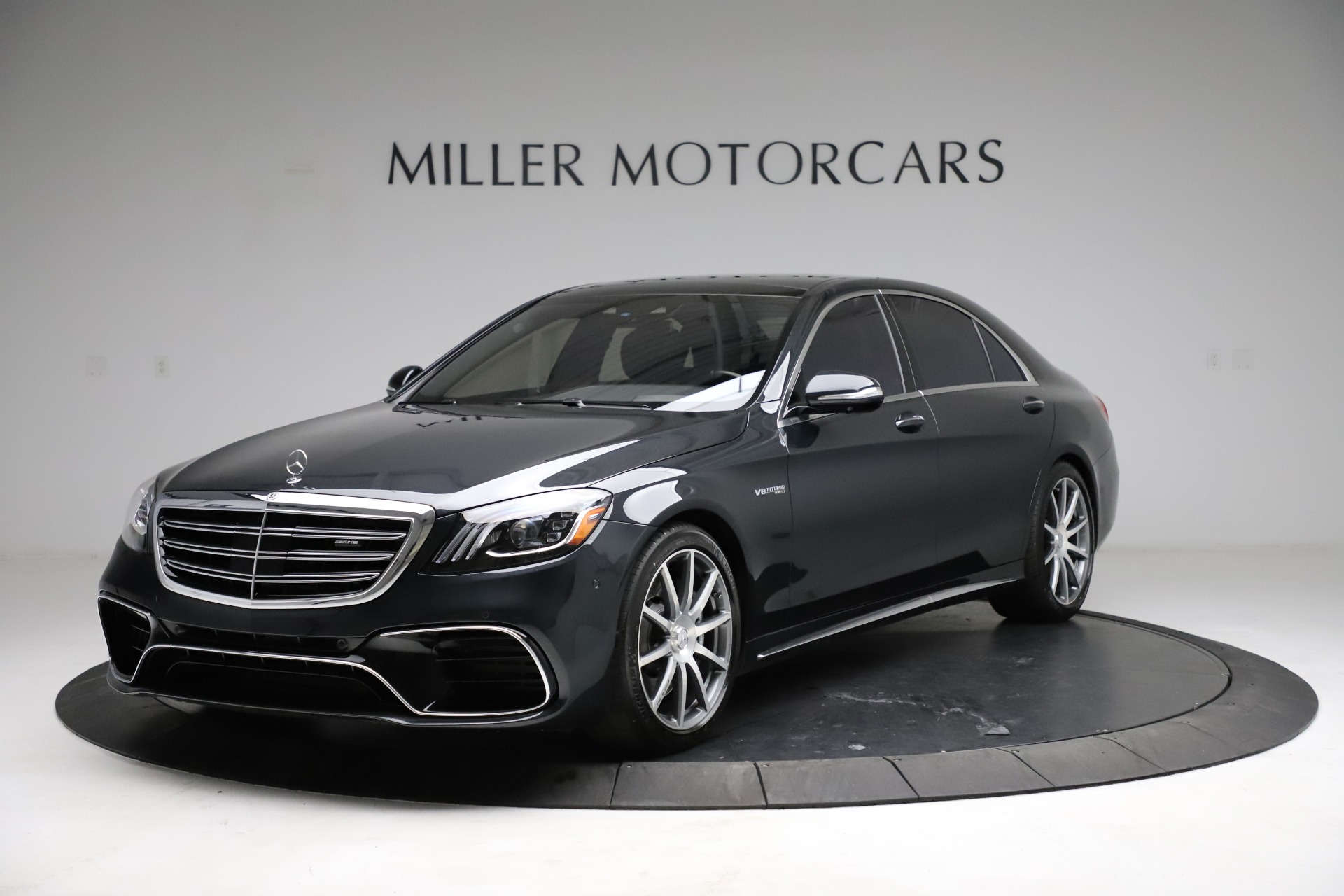Used 2019 Mercedes-Benz S-Class AMG S 63 for sale $122,900 at Maserati of Greenwich in Greenwich CT 06830 1