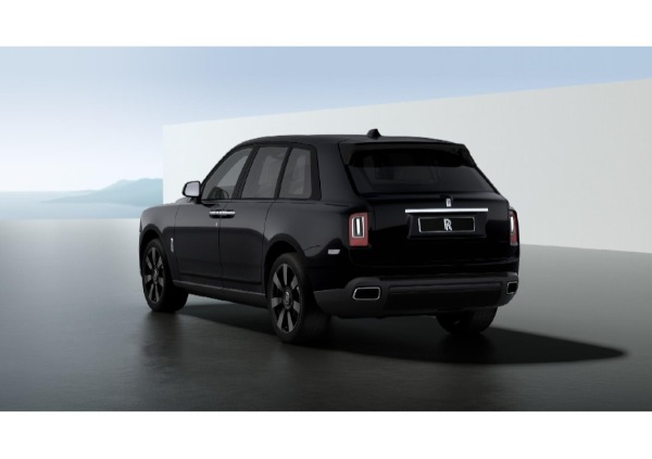 New 2021 Rolls-Royce Cullinan for sale Call for price at Maserati of Greenwich in Greenwich CT 06830 3