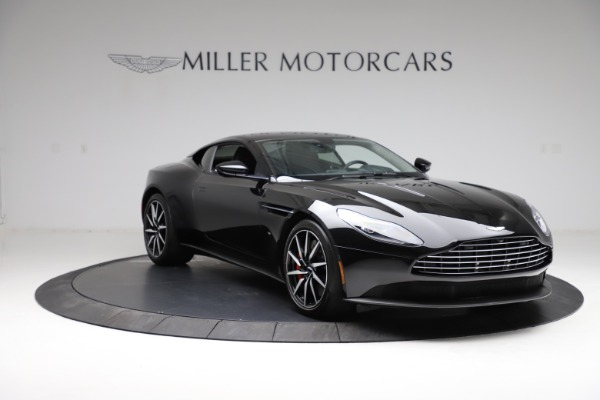 Used 2018 Aston Martin DB11 V12 for sale $159,990 at Maserati of Greenwich in Greenwich CT 06830 10