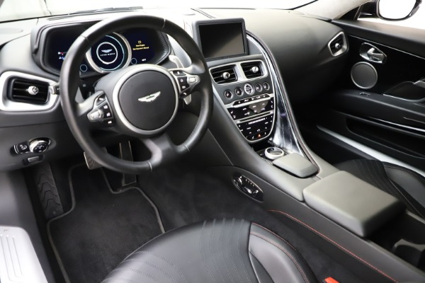 Used 2018 Aston Martin DB11 V12 for sale $159,990 at Maserati of Greenwich in Greenwich CT 06830 13