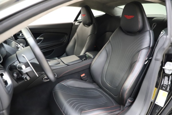 Used 2018 Aston Martin DB11 V12 for sale $159,990 at Maserati of Greenwich in Greenwich CT 06830 14