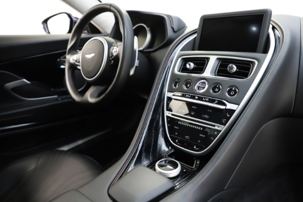 Used 2018 Aston Martin DB11 V12 for sale $159,990 at Maserati of Greenwich in Greenwich CT 06830 17