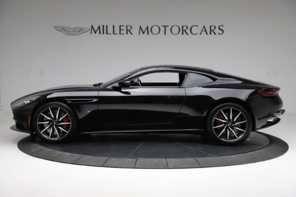 Used 2018 Aston Martin DB11 V12 for sale $159,990 at Maserati of Greenwich in Greenwich CT 06830 2