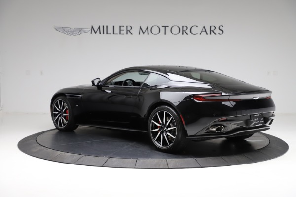 Used 2018 Aston Martin DB11 V12 for sale $159,990 at Maserati of Greenwich in Greenwich CT 06830 3