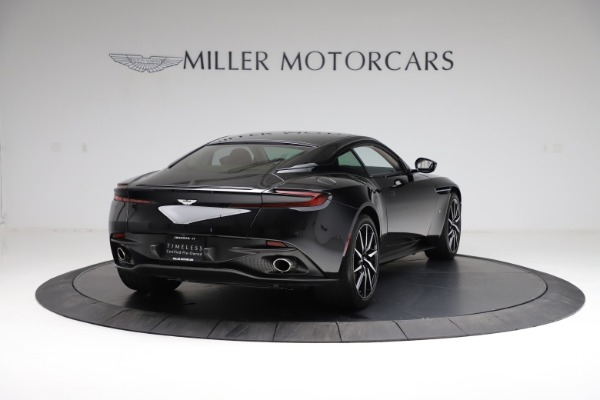 Used 2018 Aston Martin DB11 V12 for sale $159,990 at Maserati of Greenwich in Greenwich CT 06830 6