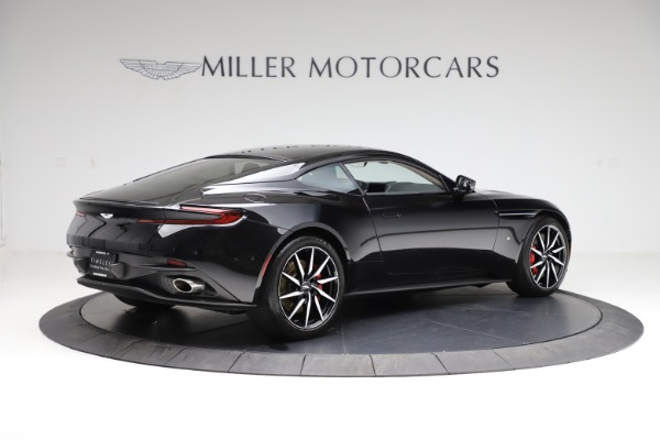 Used 2018 Aston Martin DB11 V12 for sale $159,990 at Maserati of Greenwich in Greenwich CT 06830 7