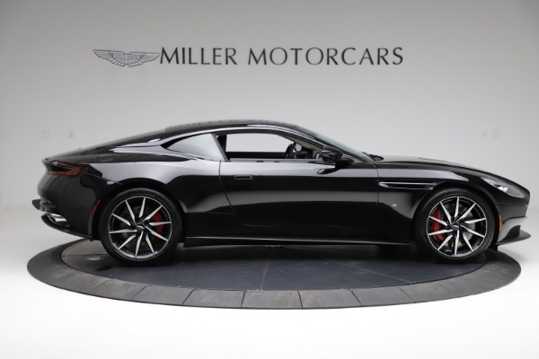 Used 2018 Aston Martin DB11 V12 for sale $159,990 at Maserati of Greenwich in Greenwich CT 06830 8