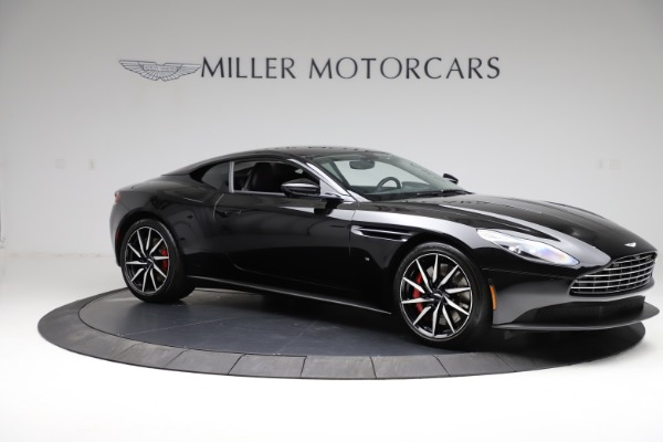 Used 2018 Aston Martin DB11 V12 for sale $159,990 at Maserati of Greenwich in Greenwich CT 06830 9