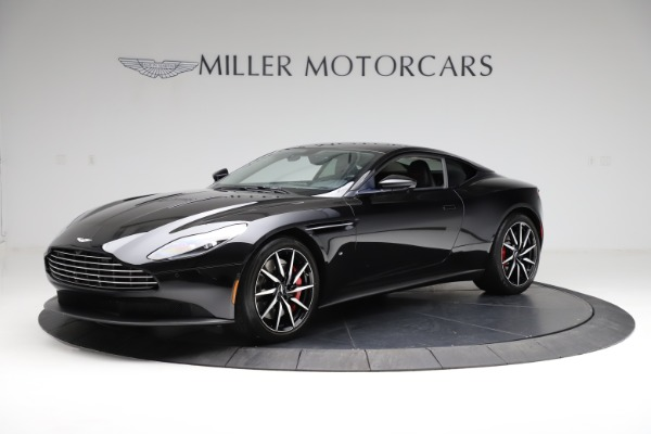 Used 2018 Aston Martin DB11 V12 for sale $159,990 at Maserati of Greenwich in Greenwich CT 06830 1