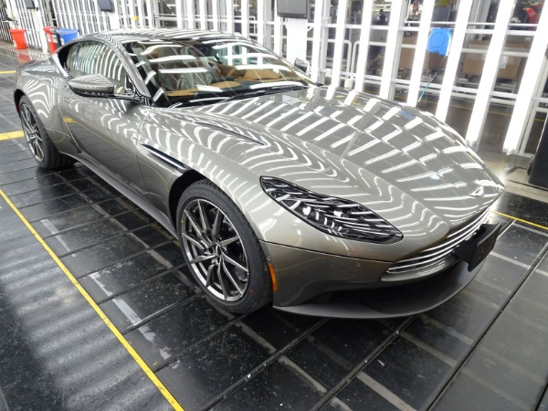New 2021 Aston Martin DB11 V8 for sale $240,886 at Maserati of Greenwich in Greenwich CT 06830 2