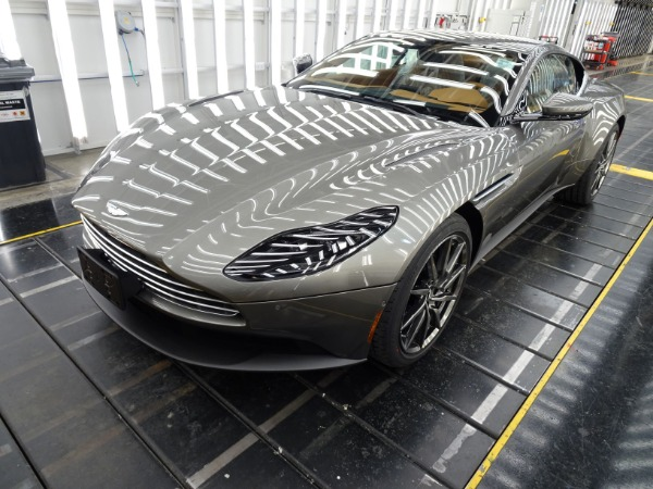 New 2021 Aston Martin DB11 V8 for sale $240,886 at Maserati of Greenwich in Greenwich CT 06830 1