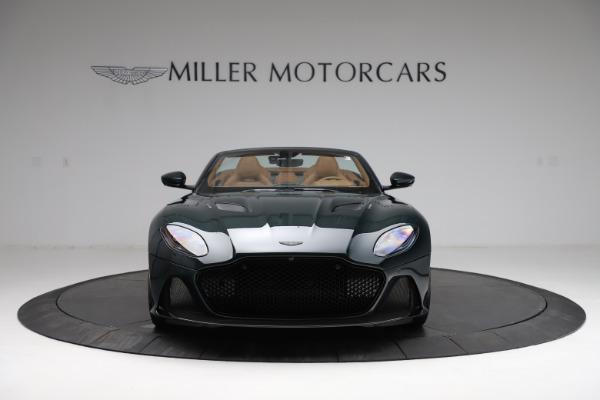 New 2021 Aston Martin DBS Superleggera Volante for sale $392,916 at Maserati of Greenwich in Greenwich CT 06830 11