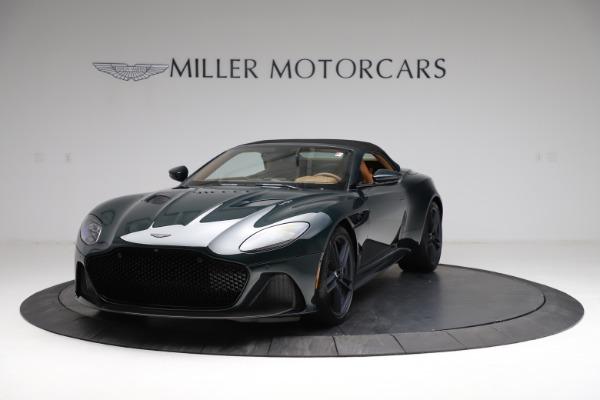 New 2021 Aston Martin DBS Superleggera Volante for sale $392,916 at Maserati of Greenwich in Greenwich CT 06830 12