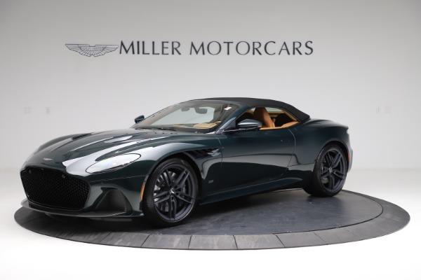 New 2021 Aston Martin DBS Superleggera Volante for sale $392,916 at Maserati of Greenwich in Greenwich CT 06830 13