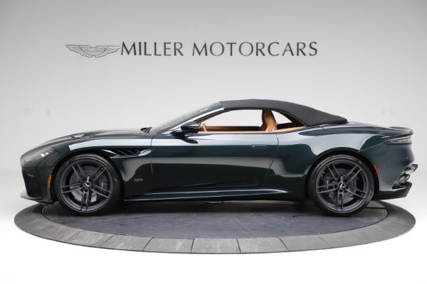 New 2021 Aston Martin DBS Superleggera Volante for sale $392,916 at Maserati of Greenwich in Greenwich CT 06830 14