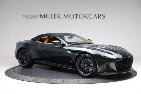 New 2021 Aston Martin DBS Superleggera Volante for sale $392,916 at Maserati of Greenwich in Greenwich CT 06830 16