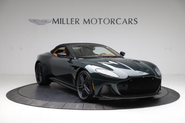 New 2021 Aston Martin DBS Superleggera Volante for sale $392,916 at Maserati of Greenwich in Greenwich CT 06830 17