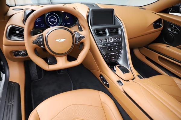 New 2021 Aston Martin DBS Superleggera Volante for sale $392,916 at Maserati of Greenwich in Greenwich CT 06830 19