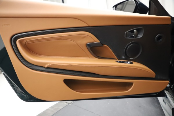 New 2021 Aston Martin DBS Superleggera Volante for sale $392,916 at Maserati of Greenwich in Greenwich CT 06830 22