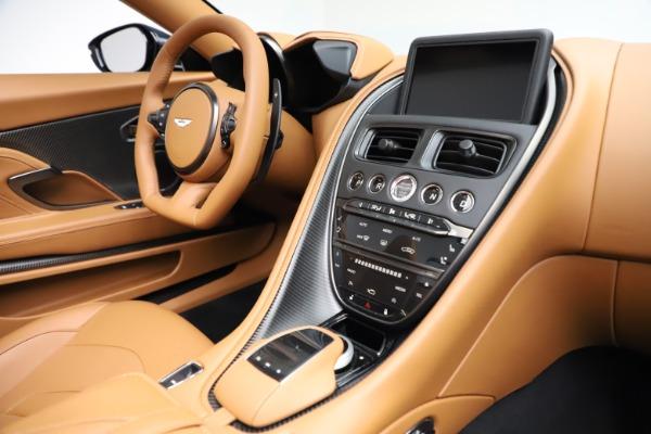 New 2021 Aston Martin DBS Superleggera Volante for sale $392,916 at Maserati of Greenwich in Greenwich CT 06830 23