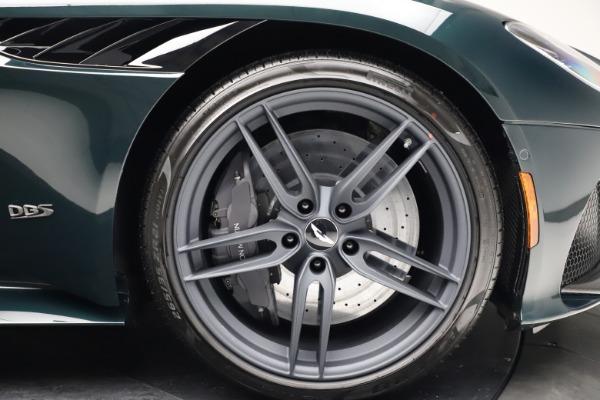 New 2021 Aston Martin DBS Superleggera Volante for sale $392,916 at Maserati of Greenwich in Greenwich CT 06830 25