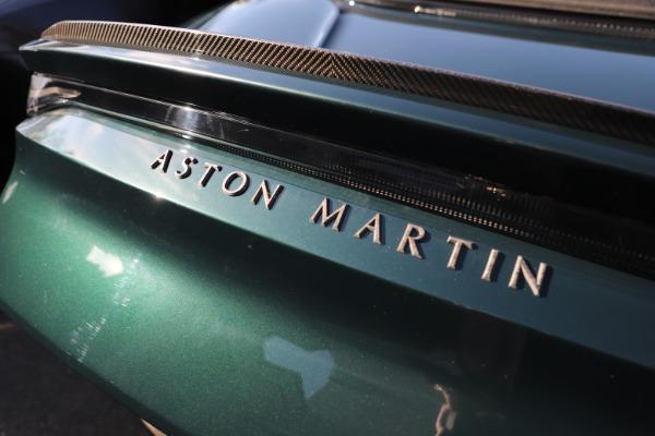 New 2021 Aston Martin DBS Superleggera Volante for sale $392,916 at Maserati of Greenwich in Greenwich CT 06830 28