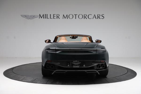 New 2021 Aston Martin DBS Superleggera Volante for sale $392,916 at Maserati of Greenwich in Greenwich CT 06830 5