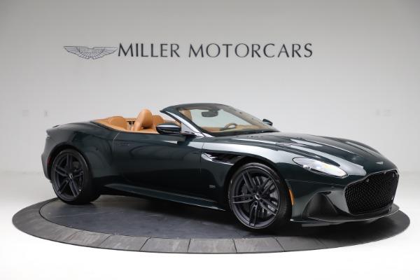 New 2021 Aston Martin DBS Superleggera Volante for sale $392,916 at Maserati of Greenwich in Greenwich CT 06830 9