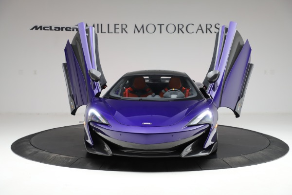 Used 2019 McLaren 600LT for sale $234,900 at Maserati of Greenwich in Greenwich CT 06830 12