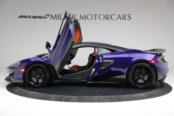 Used 2019 McLaren 600LT for sale $234,900 at Maserati of Greenwich in Greenwich CT 06830 14
