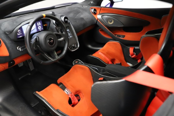 Used 2019 McLaren 600LT for sale $234,900 at Maserati of Greenwich in Greenwich CT 06830 15