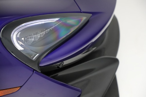 Used 2019 McLaren 600LT for sale $234,900 at Maserati of Greenwich in Greenwich CT 06830 22