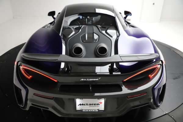 Used 2019 McLaren 600LT for sale $234,900 at Maserati of Greenwich in Greenwich CT 06830 26