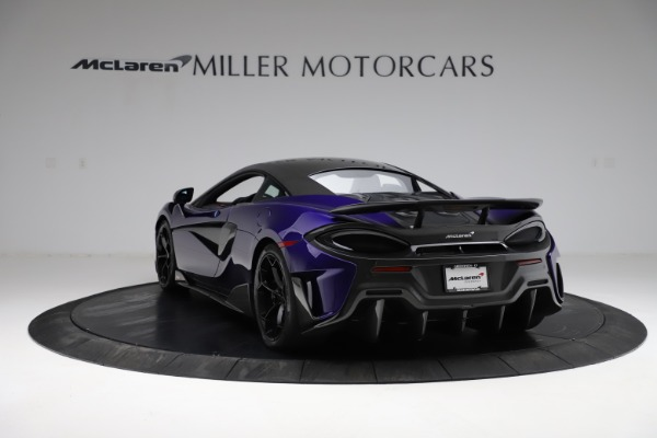 Used 2019 McLaren 600LT for sale $234,900 at Maserati of Greenwich in Greenwich CT 06830 4