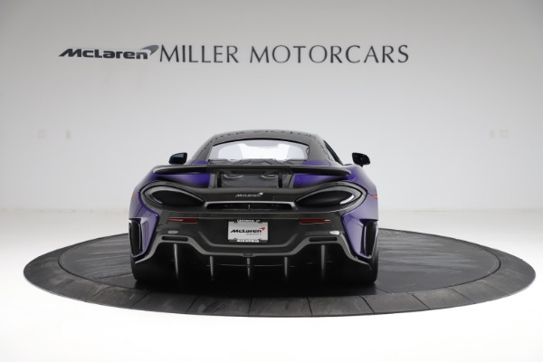 Used 2019 McLaren 600LT for sale $234,900 at Maserati of Greenwich in Greenwich CT 06830 5