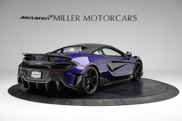 Used 2019 McLaren 600LT for sale $234,900 at Maserati of Greenwich in Greenwich CT 06830 6