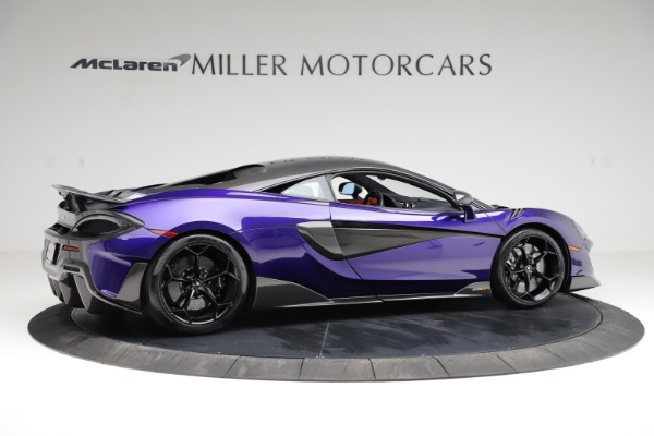 Used 2019 McLaren 600LT for sale $234,900 at Maserati of Greenwich in Greenwich CT 06830 7