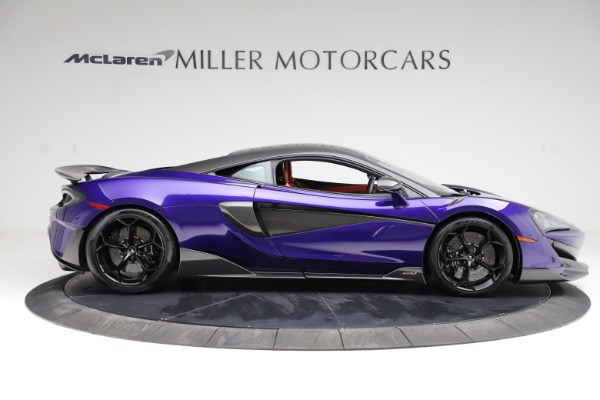Used 2019 McLaren 600LT for sale $234,900 at Maserati of Greenwich in Greenwich CT 06830 8