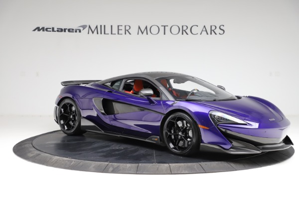 Used 2019 McLaren 600LT for sale $234,900 at Maserati of Greenwich in Greenwich CT 06830 9