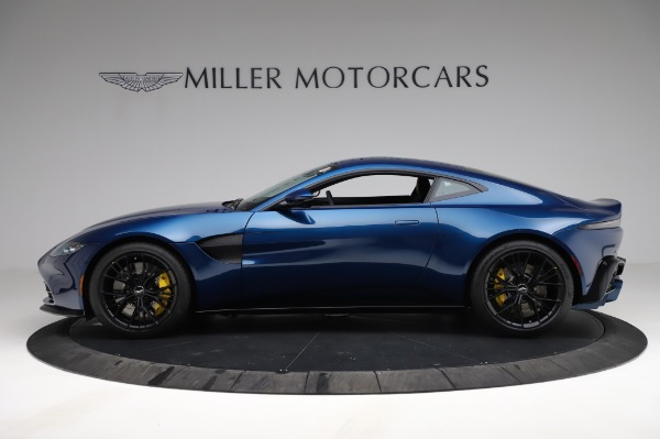 New 2021 Aston Martin Vantage Coupe for sale $179,386 at Maserati of Greenwich in Greenwich CT 06830 2