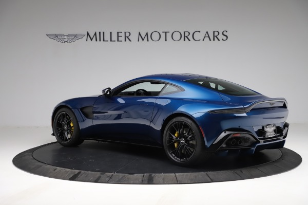 New 2021 Aston Martin Vantage Coupe for sale $179,386 at Maserati of Greenwich in Greenwich CT 06830 3