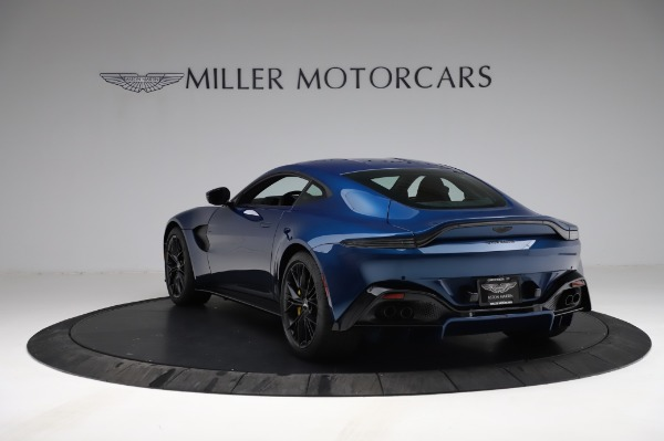 New 2021 Aston Martin Vantage Coupe for sale $179,386 at Maserati of Greenwich in Greenwich CT 06830 4
