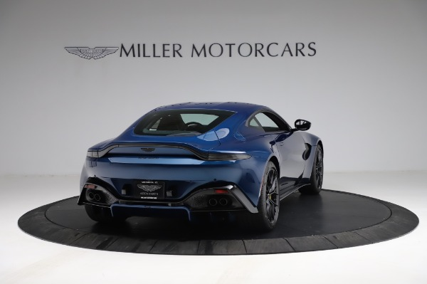 New 2021 Aston Martin Vantage Coupe for sale $179,386 at Maserati of Greenwich in Greenwich CT 06830 6